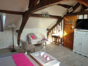 Location Studio Honfleur Le Petit Bois