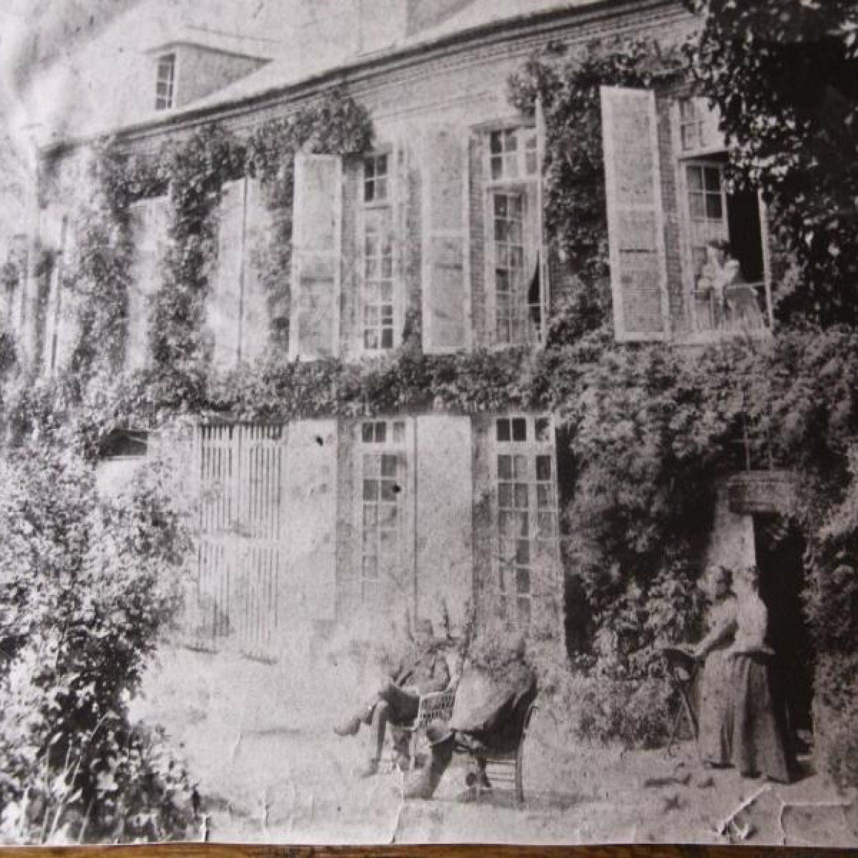 La maison il y a 2 siècles