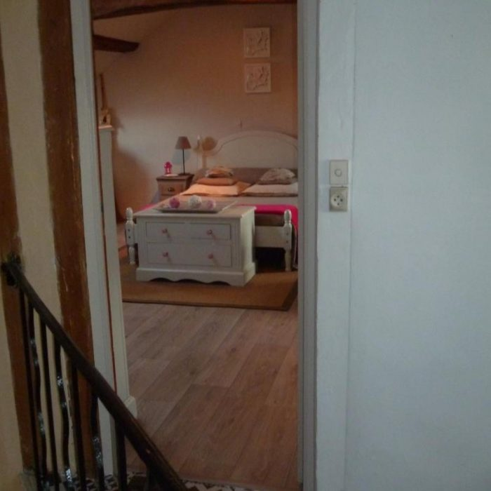 Chambre 2 entrée